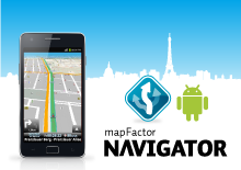 Navigator for Android - commercial version